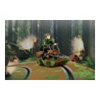 Star Wars Speeder Bike, Luke Skywalker