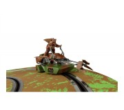 Star Wars Speeder Bike, Ewok Paploo
