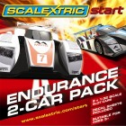 Scalextric Start GT Double Pack