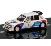 Scalextric C3591A Classic Collection Peugeot 205 T16