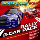 Scalextric Start Rally Double Pack