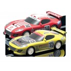 Scalextric Start Pro Racing Double Pack