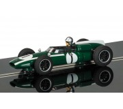Scalextric C3658A Legends Cooper Climax - Jack Brabham