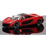 Scalextric C3643 McLaren P1 rouge