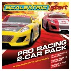 Scalextric Start Pro Racing Twin Pack