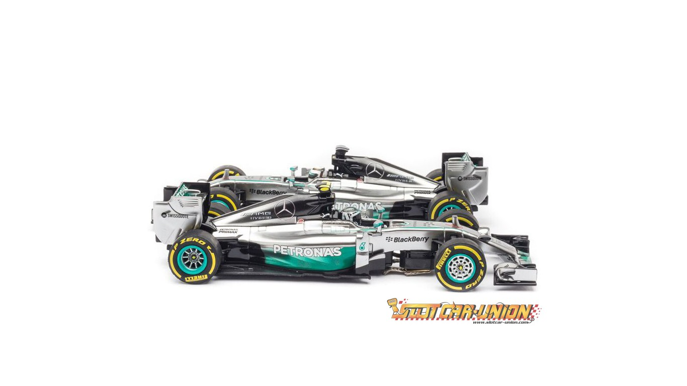 carrera digital 132 30732 mercedes benz f1 w05 hybrid n rosberg no 6 slot car union. Black Bedroom Furniture Sets. Home Design Ideas