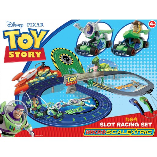 Micro Scalextric G1063 Disney Toy Story Set