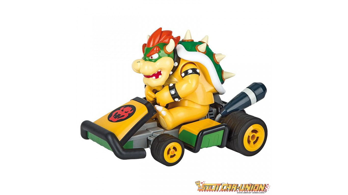 carrera rc mario kart 7 bowser slot car union. Black Bedroom Furniture Sets. Home Design Ideas