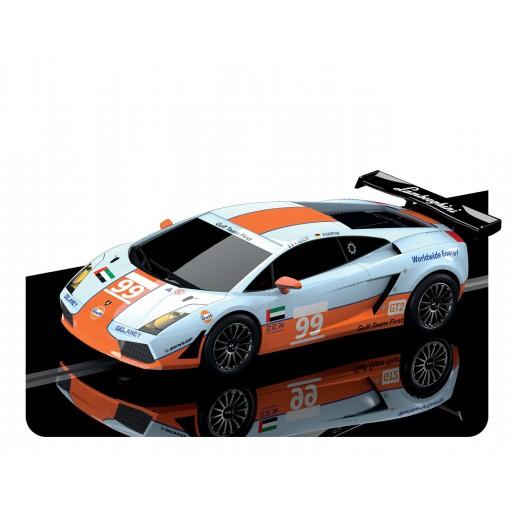 Scalextric C3283 Lamborghini Gallardo GT-R, Gulf