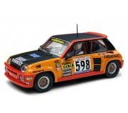 "SCX Renault 5 Turbo ""Primer Rally 1979"" A10198X300"