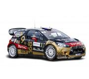 """SCX Citroën DS3 WRC """"Loeb-Elena"""" A10208X300"""