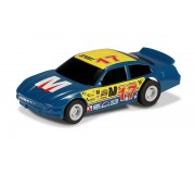 Micro Scalextric G2157 Micro US Stock Car, Blue 17