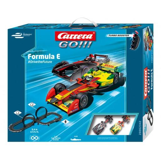 Carrera GO!!! 62342 Coffret Formula E - Drive the Future