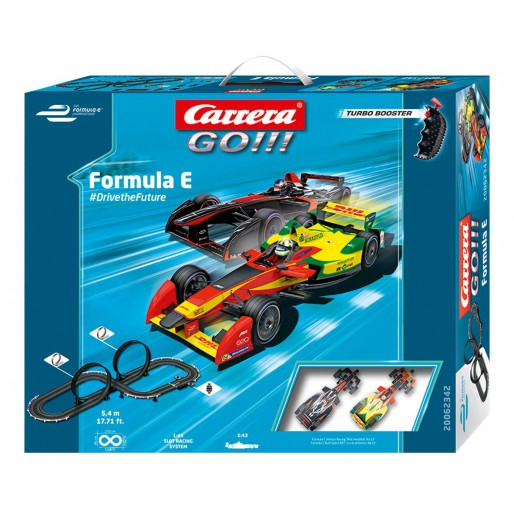 Carrera GO!!! 62342 Formula E - Drive the Future Set