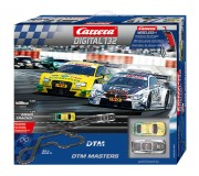 Carrera DIGITAL 132 30180 Coffret DTM Masters