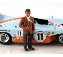 LE MANS miniatures Figurine John Wyer, Team Manager