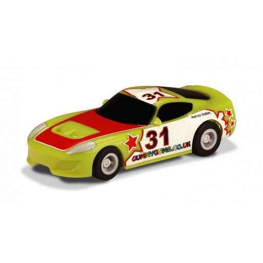 Micro Scalextric G2160 Micro GT Car, Green 31