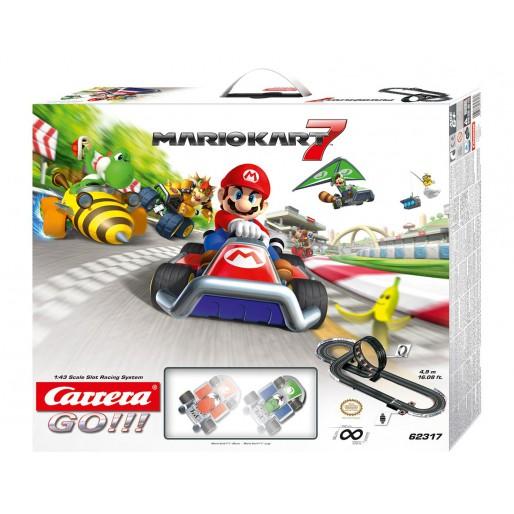 Carrera GO!!! 62317 Coffret Nintendo Mario Kart 7