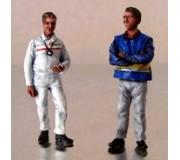 LE MANS miniatures Figure Scrutineers
