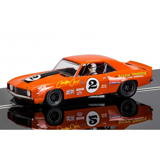 Scalextric Chevrolet Camaro 1969 #2 HD