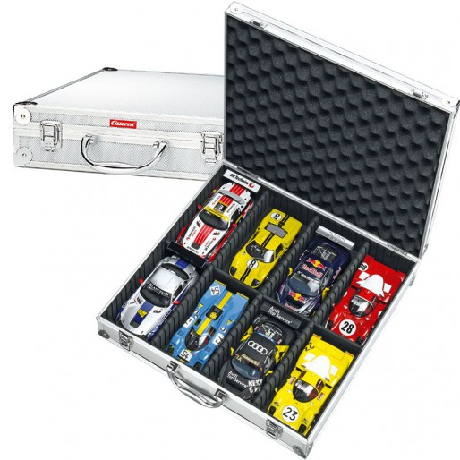 Carrera 70461 Aluminium Suitcase for 1/24 Cars