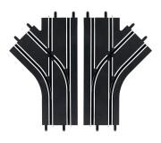 Carrera GO!!! 61618 Changement de Voie Mécanique x2
