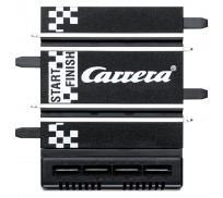 Carrera GO!!! 61512 Connecting Section (with 2 plugs)
