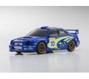 Kyosho Mini-Z MA020 Sports 4WD Subaru Impreza WRC 2002 (KT19)