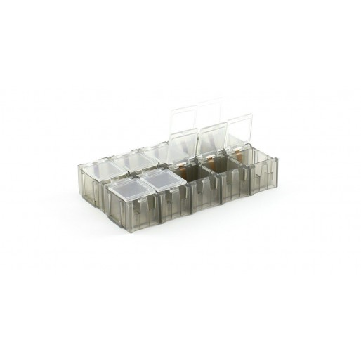 Scaleauto SC-5055c Small Piece Box Container 21x30mm (10 pieces)