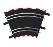 Carrera GO!!! 61612 Courbe Relevé Radius 1 45° x4