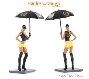 Sideways SWFIG/006 Figure Francoise JPS + Umbrella