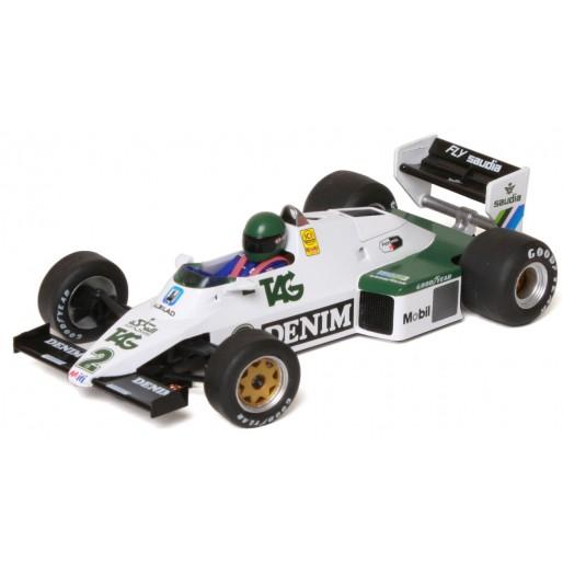 Flyslot W40102 Williams FW08C - GP USA West 1983