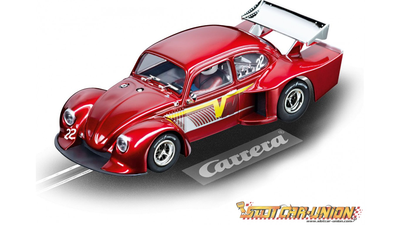 carrera evolution 27485 vw k fer group 5 slot car union. Black Bedroom Furniture Sets. Home Design Ideas