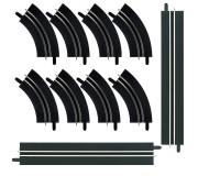 Carrera GO!!! 61657 Single Lane Extension Set