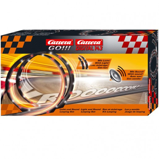 Carrera GO!!! 61661 Coffret Looping LED