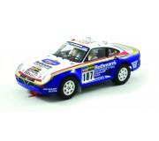 Scaleauto SC-6091 Porsche 959 Raid Dakar 1986 n.187 Kussmaul - Dakar chasis -