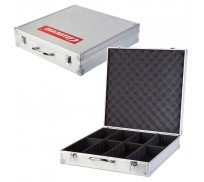 Carrera 70460 Aluminium Suitcase for 1/32 Cars