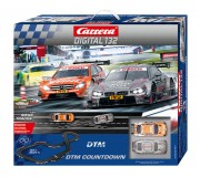 Carrera DIGITAL 132 30181 Coffret DTM Countdown