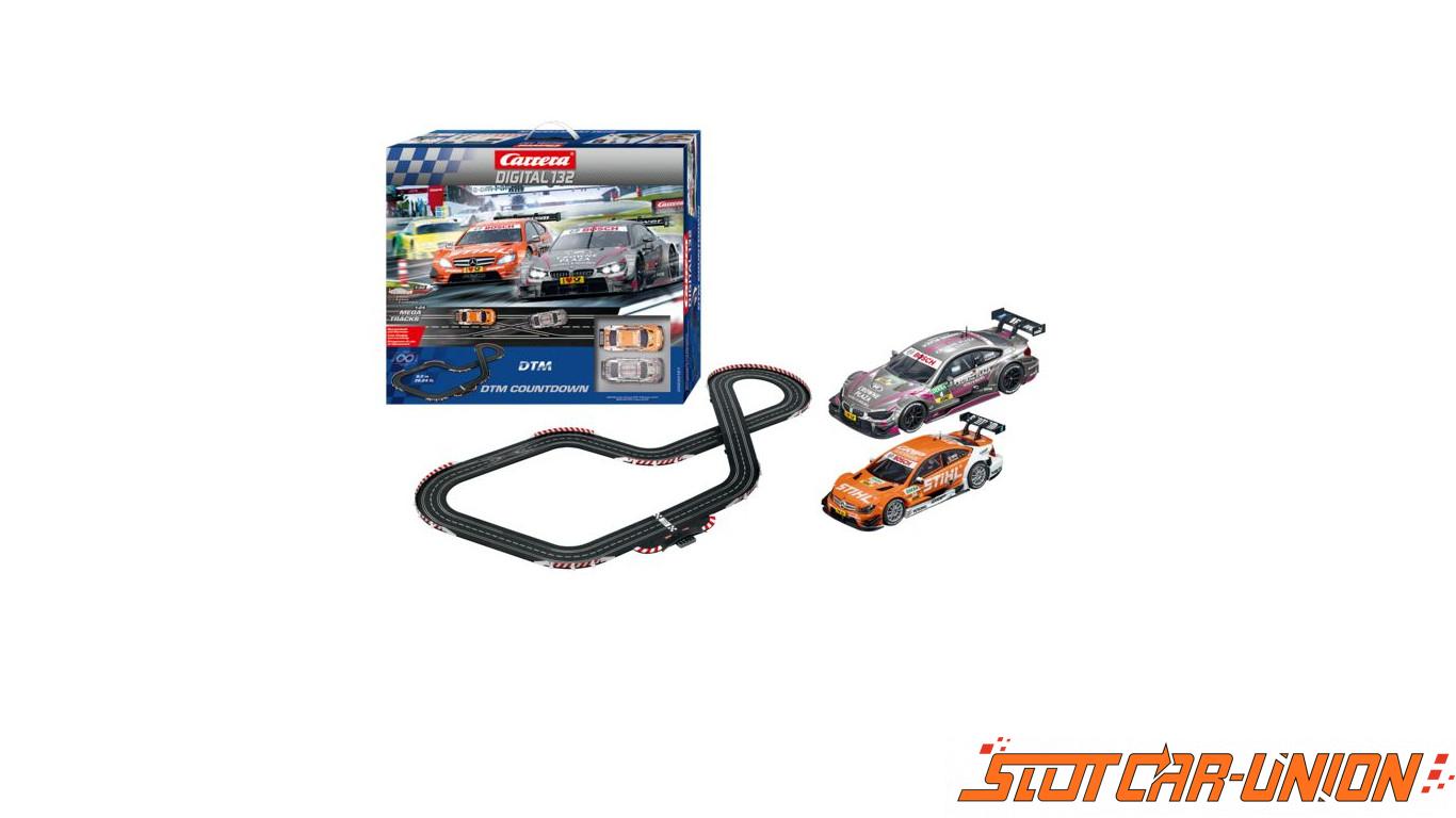 Carrera Digital 132 30181 Dtm Countdown Set Slot Car Union