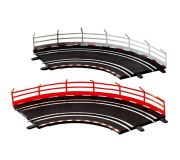 Carrera GO!!! 61651 Guardrail Fences