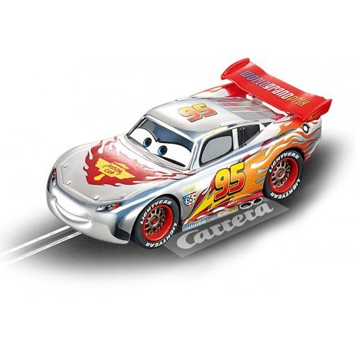 Carrera GO!!! 61291 Disney/Pixar Cars Silver Lightning McQueen