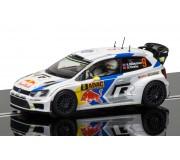 Scalextric C3633 Volkswagen Polo WRC - Andreas Mikkelsen
