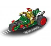 Carrera GO!!! 61286 Teenage Mutant Ninja Turtles - Turtle Trike, Raphael