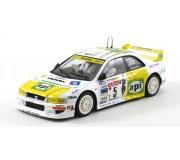 MSC Competition MSC-6030 Subaru Impreza WRC Api Rally Lana 2001 n.5 Andrea Aghini