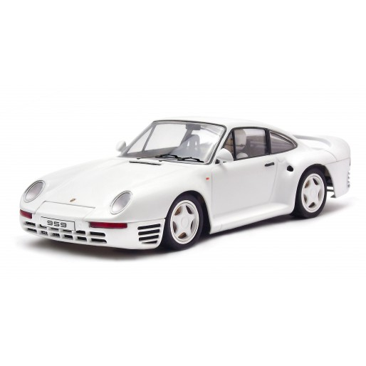 MSC Competition MSC-6032 Porsche 959 White Street Car