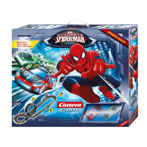 Carrera GO!!! 62320 Spider Race Set