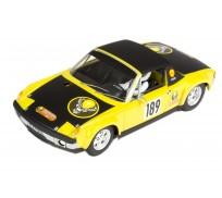 SRC 01609 Porsche 914/6 GT Wolfenbûttel 72 Jagermeister Yellow Special Edition