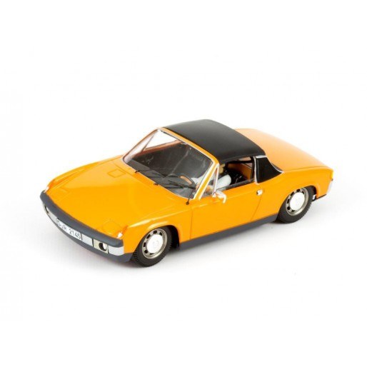 SRC 02003 Porsche 914 Street Version Signal Orange