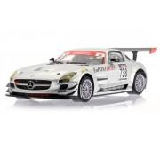 Scaleauto SC-6016b Mercedes SLS AMG GT3 Nurburgring 2010 n.739