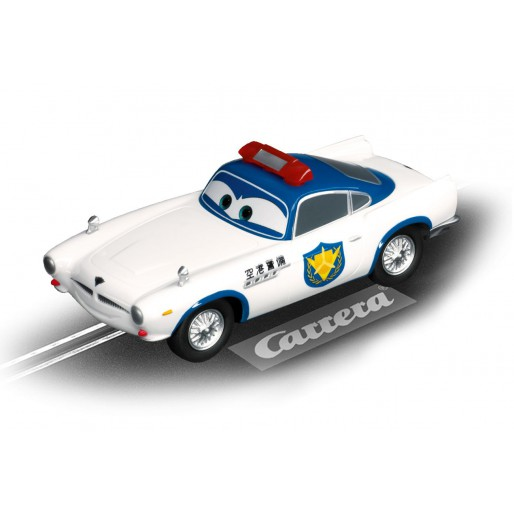 Carrera GO!!! 61251 Disney/Pixar Cars Security Finn McMissile